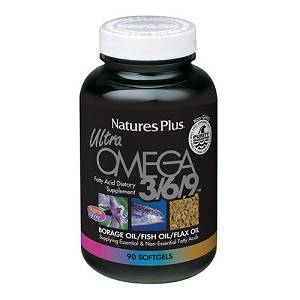ULTRA OMEGA 3/6/9 90CPS