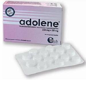 ADOLENE 200MG+20MG 30CPR
