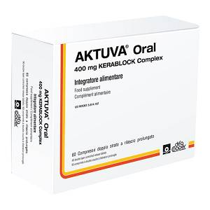AKTUVA ORAL 60CPR