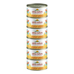 ALMO NATURE CAT FILETTO POL70G