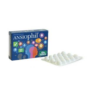 ANSIOPHIL 15CPR 850MG