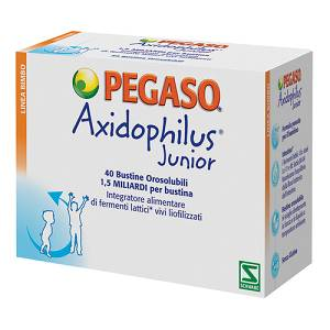 AXIDOPHILUS JUNIOR 40BUST