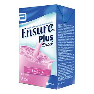 ENSURE PLUS DRINK FRAGOLA200ML