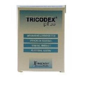 TRICODEX PLUS 15CPR 9,6G