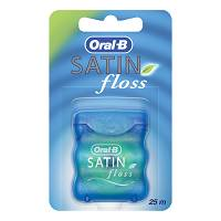ORALB SATIN FLOSS 25MT
